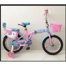 NUJU SHOP CENTER Sepeda Lipat Anak 16 inch LKF161 MURAAAH