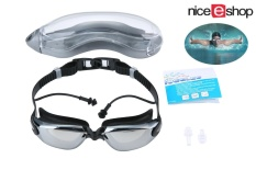 Diskon Oanda Anti Fog Uv Perlindungan Renang Kacamata Dengan Telinga Plug Untuk Anak Remaja Dewasa Intl Louis Will Tiongkok