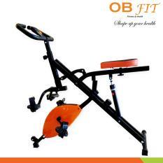 OB FIT Sepeda X Bike Multifungsi dgn Horse Rider OB-6311