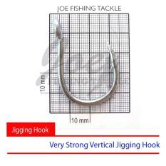 Obral Murah Vertical Jigging Hook 9/0  - Mata Kail  Jigging - Mata Pancing