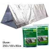 Dimana Beli Oem Outdoor Solutions Survival Emergency Shelter Tent Tenda Darurat Oem