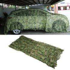 Jual Beli Oh Kamuflase Net Tentara Militer Camo Net Mobil Tudung Tenda Berburu Tirai Kelambu 2 3 M Hutan Hijau Baru Tiongkok
