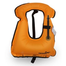 Harga O Menstruasi Peralatan Snorkeling Pakaian Renang Tiup Jaket Rompi Renang Dewasa Not Specified Original