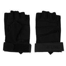 Oh Special Forces Army Tactical Gloves Outdoor Half Finger Antiskid Combat Gloves M Intl Tiongkok Diskon 50