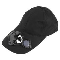 O Musim Panas Olahraga Kolam Topi With Tenaga Surya Matahari Listrik Angin Sejuk For Bersepeda
