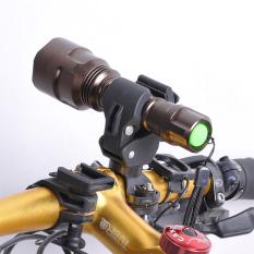 Jual Beli Oh Universal Lampu Obor Senter Sepeda Memimpin Gunung Golongan Pemegang 360° Rotation Tiongkok