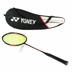 OHOME Raket YONEX MS-Y70 Badminton Racket High Quality Panjang 67 Cm - Random
