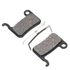 Satu Pair Disc Brake Pads untuk Shimano XTR 2011 M666 M615 M988 M987-Intl (Black)