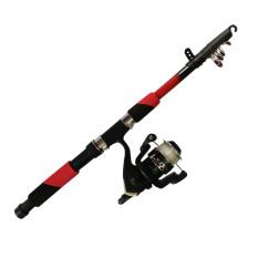 Harga Oregon Fishing 150 Exclusive Carbon Composite Reel Joran Pancing Red Dan Spesifikasinya