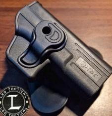 ORIGINAL - CYTAX CY-G19 GLOCK TACTICAL HOLSTER WITH PADDLE FITS FOR