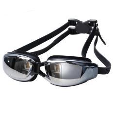 ORIGINAL Kacamata Renang Minus (Miopi) Profesional Anti Embun (Fogging)