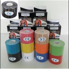 Original Kinesio Tape/kinesiology Tape For Sport & Theraphy - Hitam By Toko1973.