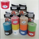 Spesifikasi Original Kinesio Tape Kinesiology Tape For Sport Theraphy Merah Baru