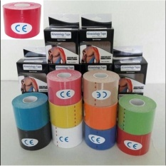 Original Kinesio Tape/kinesiology Tape For Sport & Theraphy - Merah By Toko1973.