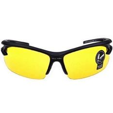 Ormano Sport Outdoor Fishing Bike Riding Cycling Driving Uv400 Protection OU2 Sunglasses Kacamata Olahraga Sepeda Adventure 3015 - Kuning