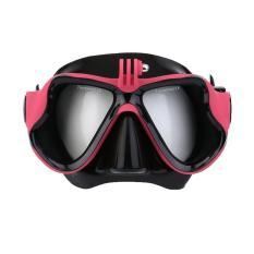 Harga Osman Underwater Kamera Polos Menyelam Masker Scuba Snorkeling Renang Kacamata Untuk Gopro Asli Oem