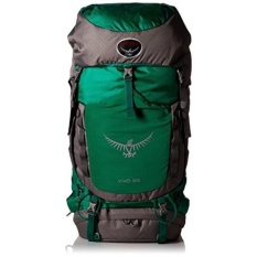 Paket Osprey Womens Viva 65 Backpack, SEA Green-Intl