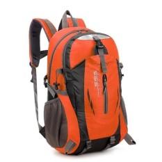 Outdoor Climbing Backpack Sport Bag Hiking Travel Bahu Tas 40L Unisex Pria-Intl