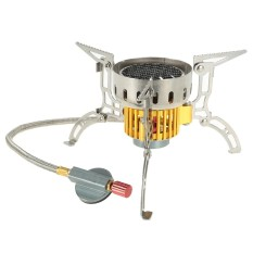 Outdoor Kompor Inframerah Kompak Ultralight Portable Tungku Kompor Gas Windproof Mini Burner untuk Cookout Piknik Hiking Backpacking-Intl