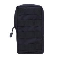 Toko Outdoor Militer Penggemar Zipper Bag Paket Taktis Kantong Pinggang Pouch Hitam Intl Termurah Tiongkok