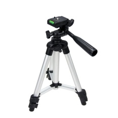 Outdoor Multi-Function Tripod Portable Flexible Camera Fishing Light Bracket Black - intl