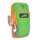 Jual Outdoor Running Sport Menjalankan Wrist Pouch Bag Waterproof Arm Paket Intl Import