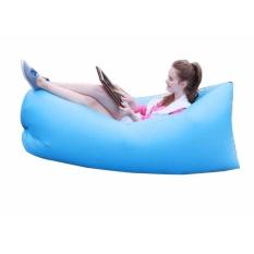 Outdoor Sleeping Bag Airbags Lazy Bag Sofa bed Infitable air Camping Kursi Angin Malas Fatboy Bean Bag