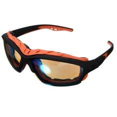 Beli Kolam Olahraga Bersepeda Sepeda Mengendarai Sepeda Kacamata Matahari Kacamata Uv400 Lensa Hitam Lis Kuning Lensa Oem Murah