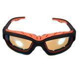 Cuci Gudang Outdoor Olahraga Bersepeda Sepeda Sepeda Berkendara Sun Kacamata Kacamata Uv400 Lens Black Frame Lensa Kuning Intl