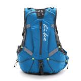 Jual Outdoor Olahraga 27L Riding Cycling Bike Bag Hiking Camping Backpack Waterproof Biru Oem