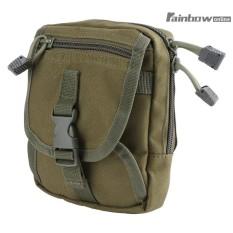 Harga Outdoor Olahraga Militer Taktis Molle Tas Kanvas Pinggang Pack Pouch Intl Lengkap