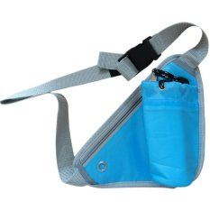 Promo Outdoor Waist Bag Belt Casual Pack Sport Waterproof Running Bicycle Triangular Pack Storage Pouch Water Bottle Pocket Yc207 Sz Indonesia
