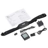 Review Outdoorfree Lcd Sepeda Sepeda Bersepeda Komputer Odometer Speedometer Dengan Wireless Heart Rate Monitor Tester Dada Strap