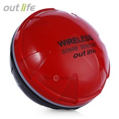 Outlife Portable Wireless Sonar Sensor Fish Finder - intl