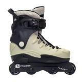 Jual Oxer Sepatu Roda Aggresive Inline Skate Oxer Agv02 Baru