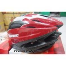 Spesifikasi Pacific Helm Sepeda Sport Original Bagus