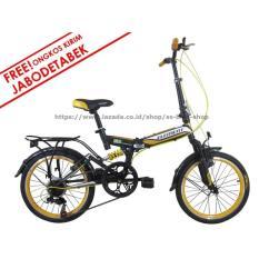 Sepeda Lipat Element 69 20