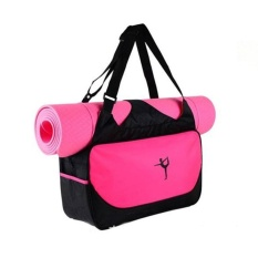 Spesifikasi Pad Adjustable Strap Sling Waterproof Fitness Yoga Backpack Multifunctional Intl Terbaru