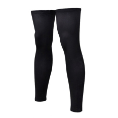 Cara Beli Pair Of Sports Football Basketball Cycling Strech Leg Knee Long Sleeves Size Xxl Black