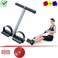 Paket Alat Fitnes Tummy Trimmer & Nikita Jogging Magnetic Trimmer Body Plate