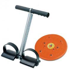 Spesifikasi Paket Alat Olahraga Pelangsing Tubuh Jogging Dan Tummy Trimmer Yang Bagus