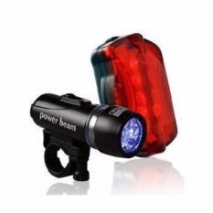 Harga Paket Lampu Sepeda Depan Belakang Mtb Fixie Sepeda Lipat Oem