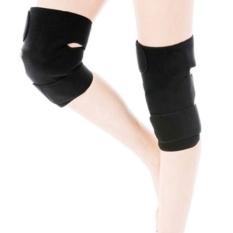 Review Toko Palight 1 Pair Self Heating Knee Support Belt Magnetic Tourmaline Terapi Lutut Massager Intl Online