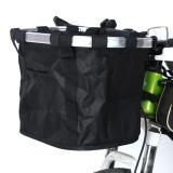 Harga Palight Lipat Removable Stang Logam Aluminium Bingkai Sepeda Keranjang Branded