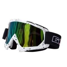 Palight Pria Wanita Motor Motocross Racing Helmet Goggles Ski Skating Snowboarding Eyewear Windproof Kacamata-Intl By Palight.