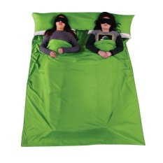 PALIGHT Portabel Outdoor Dewasa Amplop Sehat Kantong Tidur Tidur Casing For Camping Hiking Bepergian (Ukuran: L)