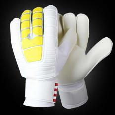 PALIGHT Sarung Tangan Slip Lateks Kiper Sepak Bola For Help You Melakukan Penyelematan Tersulit-Intl