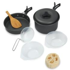 Panci Multifungsi Camping Hiking  / Cooking set outdoor