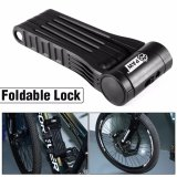 Katalog Paw Strong Folding Bike Lock Harden Steel Metal 80Cm Length Bicycle Lock Terbaru