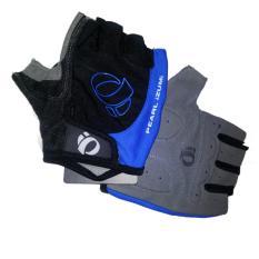 Pearl Izumi Half Finger Gel Sport Gloves Biru